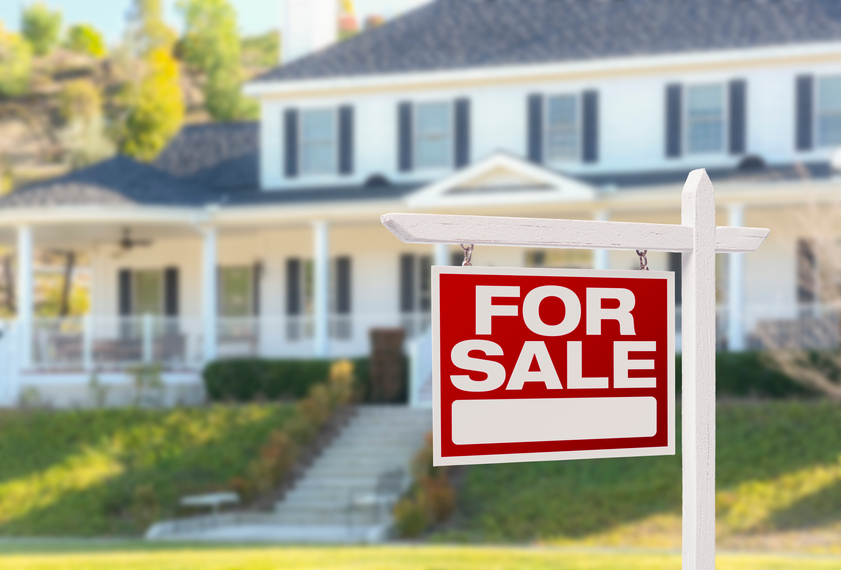 selling a home and other real estate new year's resolutions