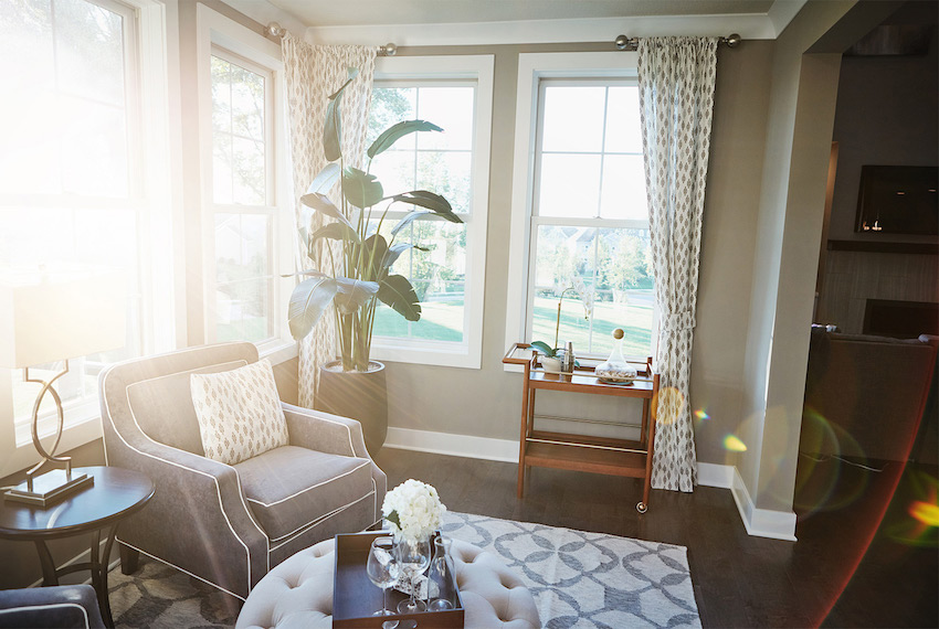 sell your home in spring with natural lighting